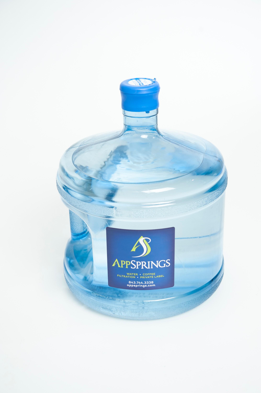 3 Gallon Spring Water