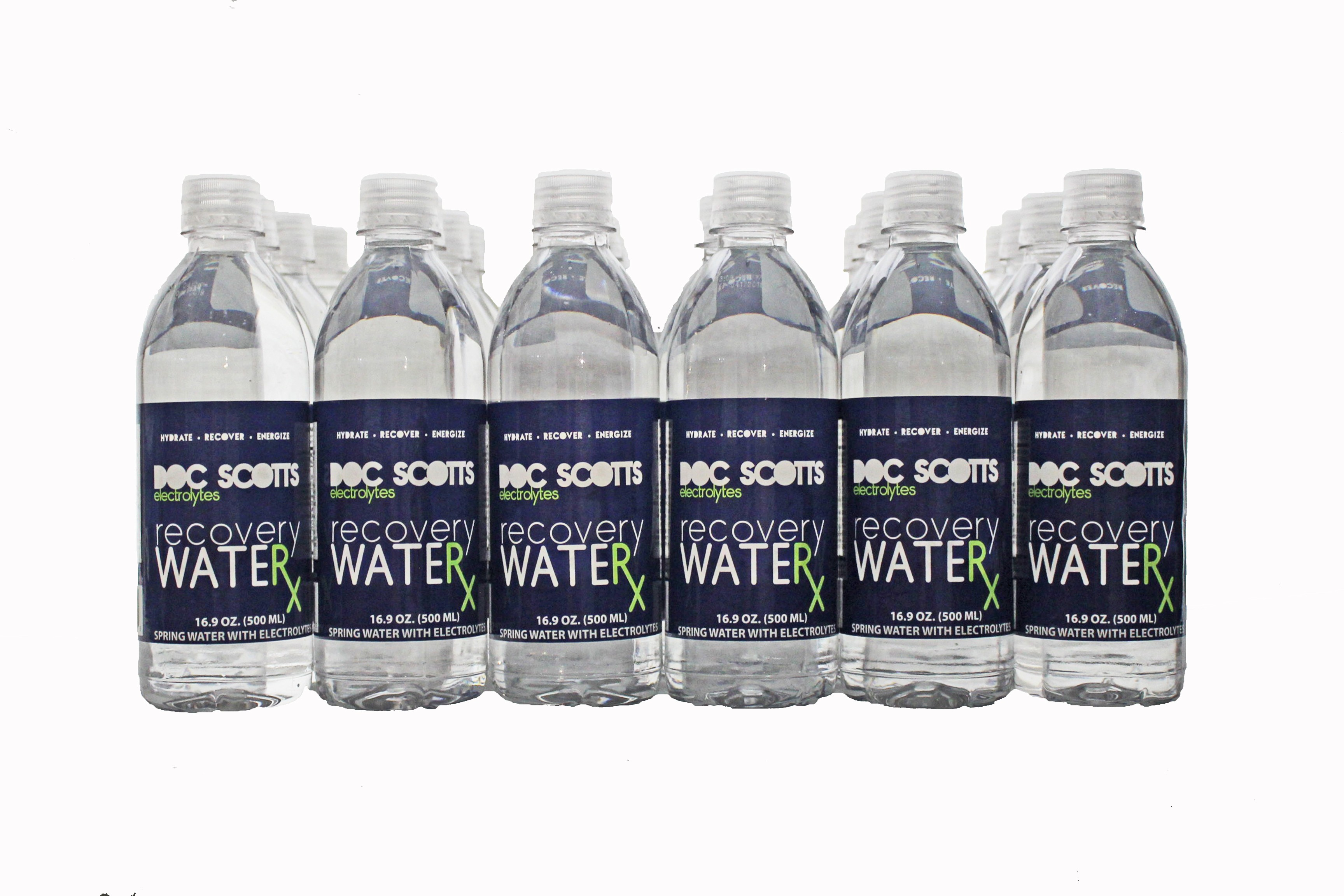 16.9oz Recovery Water (Electrolyte Spring Water) Case